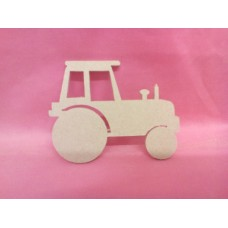 4mm MDF Tractor 130mm